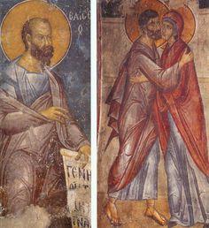 Byzantine Icons, Orthodox Icons, Sacred Art, Ancient Art, Pet Birds, Holi, Christianity, Romania, Saints