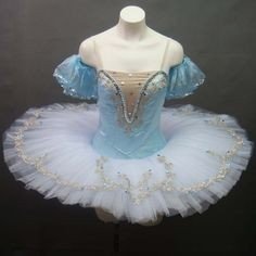 Classical Ballet | Made to your measurement - Classical Ballet Tutu Blue | eBay