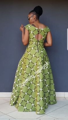 African fashion is available in a wide range of style and design. Whether it is men African fashion or women African fashion, you will notice. Long African Dresses, Latest African Fashion Dresses, African Print Dresses, African Print Fashion, African Clothes, Africa Fashion, Chitenge Outfits, Shweshwe Dresses, African Fashion Designers