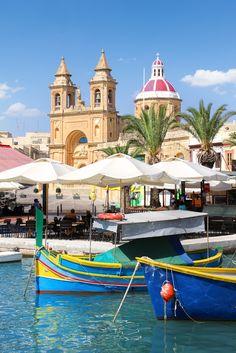 Malte - Marsaxlokk