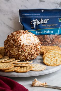 Easy Cheese Ball Recipe - Cooking Classy Source by rsteelei Cheese Appetizers, Appetizers For Party, Appetizer Recipes, Simple Appetizers, Christmas Appetizers, Party Snacks, Drink Recipes, Dinner Recipes, Best Cheese Ball Recipe