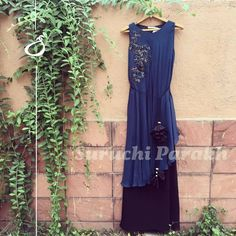 Happy Sunday everyone! We are starting our sunday with this lovely dress. A very different silhouette with handwork and a funky tassel belt. Wanna stand out from the crowd then this is the one for you. DM us for details #newcollection #summer #instalike #instadaily #fashion #style #trendy #love #indianwear #weddingclothes #indianwedding #handcrafted #handmadewithlove #rose #ethnic #sundayfunday #handmadewithlove #bollywoodstyle #ootd #todaysoutfit #bestoftheday #picoftheday #fashiondiaries…