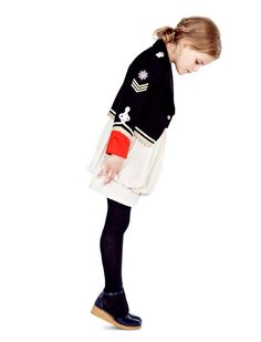 Stella McCartney Kids Lee Military Wool Jacket with its Signature Style. Perfect Standout Piece for Boys & Girls Wardrobe. Leopard Print Leggings, Printed Leggings, Trendy Fashion, Kids Fashion, Cut Out People, Stella Mccartney Kids, Girls Wardrobe, Kid Styles, Short