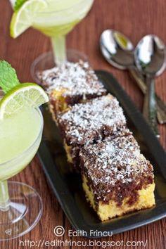 - - Page 5 of 10 Romanian Desserts, Romanian Food, Edith's Kitchen, Powder Recipe, Balanced Meals, Breakfast Dessert, Breakfast Ideas, Cake Cookies, Banana Bread