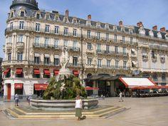 Montpellier les 3 graces!