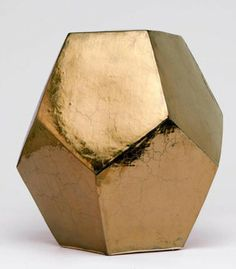 Crackled Gold Hexagonal Ceramic Stool Suitable for Outdoors Also Available in Turquoise or Blue, Macox. Use gold with black furniture Design Furniture, Metal Furniture, Accent Furniture, Black Furniture, Mirror Lamp, Sunburst Mirror, Organic Forms, Gold Stool, Metal Stool
