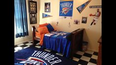 Owens OKC Thunder Room