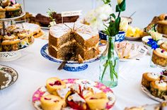 Images From Daniela K Photography - A High Tea Wedding Breakfast