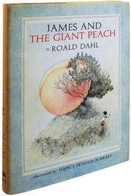 """""""James and The Giant Peach"""" (1961) Roald Dahl"""