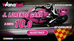 el forero jrvm y todos los bonos de deportes: wanabet Lorenzo gana Moto GP: Premio de Catalunya ...