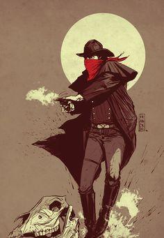 Feel the danger cowboy! #shurken10 #westpark