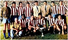 On This Day in Football: 5 September 1962 Atletico Madrid won the Cup Winners' Cup The 5 September 1962 Atletico Madrid won the Cup Winners' Cup defeating Fiorentina The match was played in Stuttgart and. School Football, Soccer, Day, Spanish, Angel, World, Team Building, Football Team, Champs