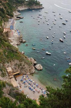 Marina di Conca, Italy