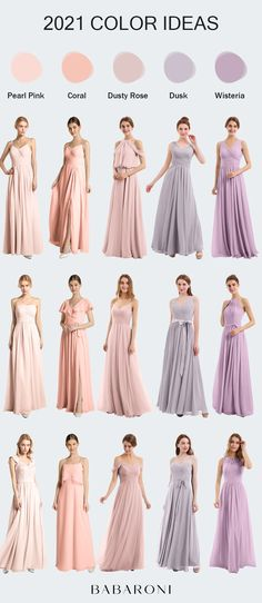 Amaya is an easy going spaghetti strap dress with a V-neckline and floor length hemline. Come and visit babaroni.com, choose from 66+ colors & 500+ styles. #bridesmaiddresses#wedding#babaroni #weddingideas