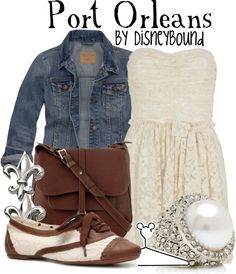 """Port Orleans"" by lalakay ❤ liked on Polyvore"