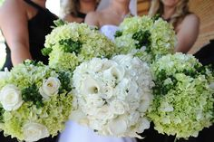 50 Lovely Green Bridesmaid Bouquet, You WIll Love It