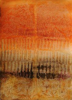 Fiel, 'Faith II', Acrylics, 36x34 inches