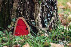Fairy Door 'Iris' in Blue - Blue Fairy door - Fairy door for tree - Miniature door - Fairy garden - Fairytale door - Tooth Fairy door Fairy Doors On Trees, Fairy Garden Doors, Fairy Gardens, Tiny Guest House, Tooth Fairy Doors, Iris, Gnome Door, Classic Doors, Blue Fairy