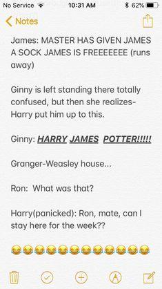 Free Elf part 2 Harry Potter Jokes, Harry Potter Fandom, Harry Potter Universal, Harry Potter World, Slytherin, Hogwarts, Jily, Drarry, Fandoms