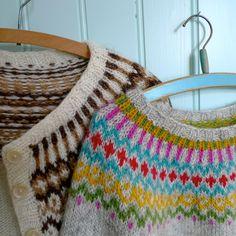 Gamaldags Icelandic lopi yoke sweater (4)
