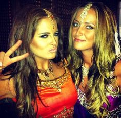Binky Felstead and Francesca Newman-Young in indian saris and clothing for Made In Chelsea filming - October 2013 Frankie Sandford, Bollywood Party, Made In Chelsea, Binky, Cool Style, Interview, Celebs, Style Inspiration, Arabian Knights
