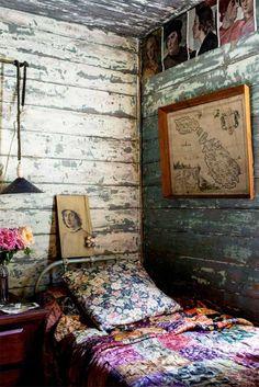 Bohemian Bedroom Decor, Bohemian House, Boho Decor, Bohemian Style, Bohemian Decorating, Boho Theme, Kara Rosenlund, Deco Originale, Modern Bedroom