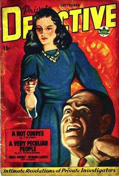 Private Detective - September 1943 - Canada