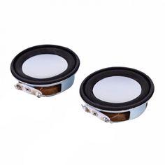 Full-range Audio Stereo Speaker Loudspeakers Woofer Pro New A² Woofer Speaker, Stereo Speakers, Portable Speakers, Loudspeaker, Consumer Electronics, Audio, Range, Accessories