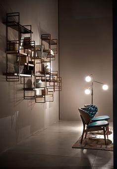 Anna Casa Interiors   Salone Internazionale del Mobile 2014 - Latest Trends - Baxter