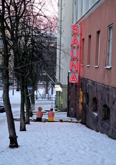 Fill your heart with the steam of Saunas in Helsinki Finland Food, Visit Helsinki, Chalet Chic, Finnish Sauna, Nordic Living, Winter Activities, Places To See, Travel Inspiration, Birches