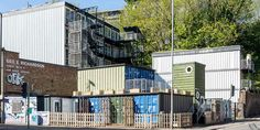 Storage Container Buildings: Why Architecture Needs to Mobilize