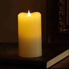 """Amazon.com: Simplux 3""""Dx5.25""""H True Flame LED Candle: Home Improvement"""