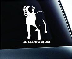 American Bulldog Mom Dog Symbol Decal Funny Car Truck Sticker Window (White) ExpressDecor http://www.amazon.com/dp/B00S5CFZAU/ref=cm_sw_r_pi_dp_JtyTub1RDVB47