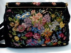 Fabulous beaded Handbags | ... Caron purses I have offered have been fabulous and this one is superb