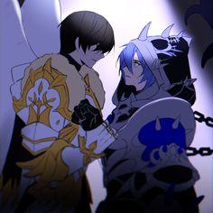 (31) ทวิตเตอร์ Seven Knight, Knight Art, Dragon, Best Games, Drawing Reference, Art Boards, Character Inspiration, Drawings, Artwork