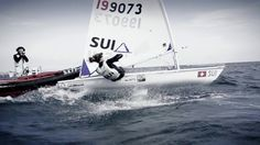 Best of from the Weymouth Pre Olympic Test event filmed for the Swiss National TV broadcaster. Schweizer Fernsehen, Television Suisse Romande and Televisione Svizzera… Switzerland, Olympics, Sailing, Boat, Film, Candle, Movie, Dinghy, Films