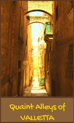Valletta, The capital of Malta - We strolled through the sloping streets lined with building facades bathed in pastel hues, intricate architectural work around vibrantly colored windows and doors which wafted a magical aura, which would walk one back into the bygone era.