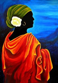 patricia brindle artist haitian -