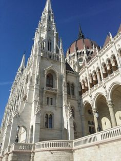 Palarment in budapest - extraordinary beautiful