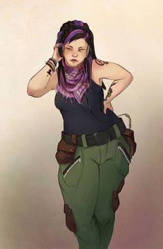 Amanda by lhuvik Character Inspiration, Amanda, Concept Art, Punk, Princess Zelda, Fictional Characters, Collection, Conceptual Art, Fantasy Characters
