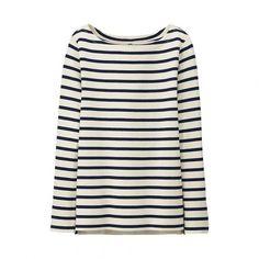 Breton stripe longsleeve sweater