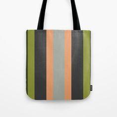 una de rayas Tote Bag