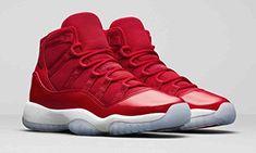 buy online e77e0 ad881 Nike 378039623 Preschool 11 Retro BP Jordan Gym Red Black White     Check  out this great product.