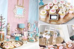 Sugarplum Nutckracker Tea Party {Planning Ideas, Supplies, Decor}