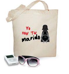 Bolsa Yo soy tu marido
