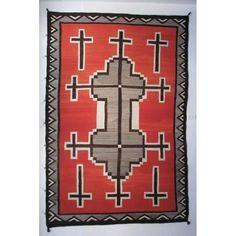 circa At Garlands Navajo Rugs. Navajo Weaving, Navajo Rugs, Weaving Art, Native American Rugs, Native American Beading, Indian Rugs, Native Art, Native Indian, Southwest Style