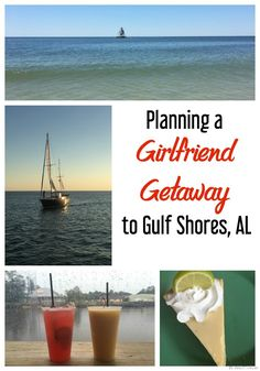 Planning a girlfriend getaway to Gulf Shores Orange Beach Alabama -- how to get there, where to stay, what to do and where to eat!