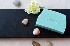 Green tea soap by Latikasoap  #soap #green_tea #zen #mint #Japanese #bath #calm #for_the_home #latikasoap