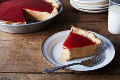Any sort of nostalgic flavor makes for a killer pie, which is what makes this Peanut Butter and Jelly Pie so good.  To emulate the whole-wheat bread and graham crackers of my youth, I mix in some graham flour along with the usual all-purpose.  The resulting crust is crisp and lightly nutty, and the perfect
