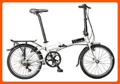 Dahon Mariner D7 Folding Bike, Brushed - Fun stuff and gift ideas (*Amazon Partner-Link)